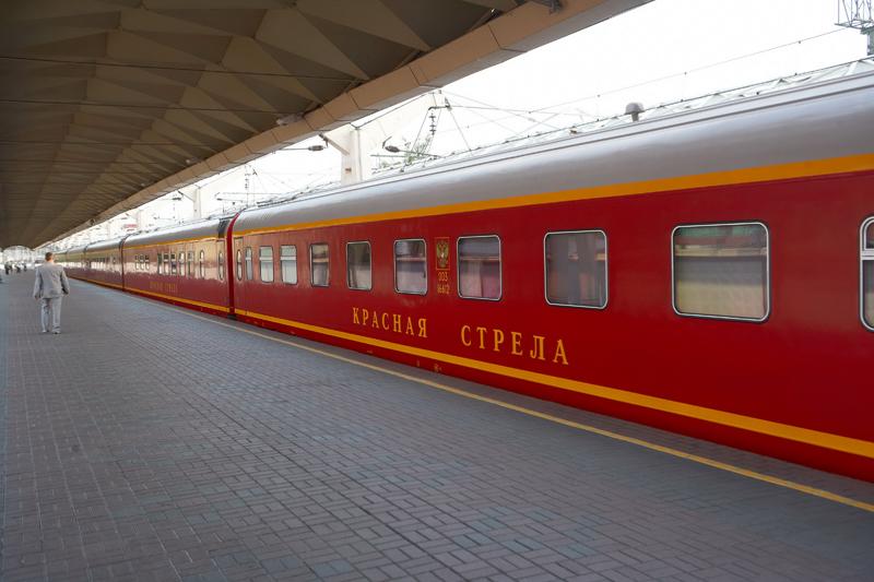 Поезд Москва Петербург, поезд Петербург Москва, купить билет онлайн
